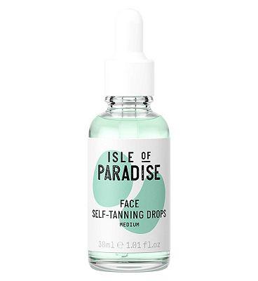 Isle of Paradise Self-Tanning Drops Medium 30ml
