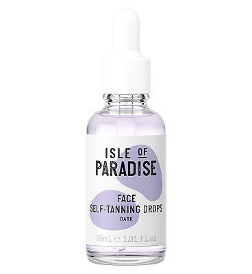 Isle of Paradise Self-Tanning Drops Dark 30ml