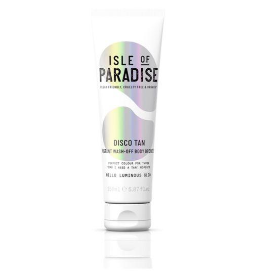 Isle of Paradise Disco Tan Instant Wash Off Body Bronzer 200ml
