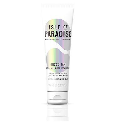 Isle of Paradise Disco Tan Instant Wash Off Body Bronzer 150ml