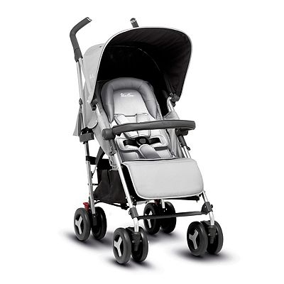 Silver Cross Reflex Pushchair – Platinum Silver