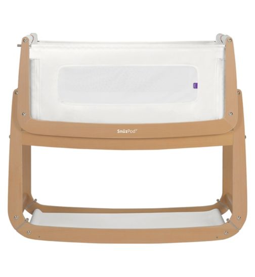 SnüzPod³ bedside crib natural