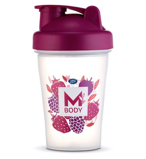 Mbody Protein Powder Shaker -  400ml