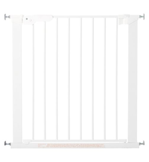 BabyDan Premier True Pressure Fit Safety Gate White