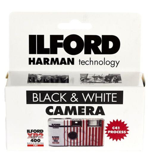 Ilford Single Use Camera XP2 C41