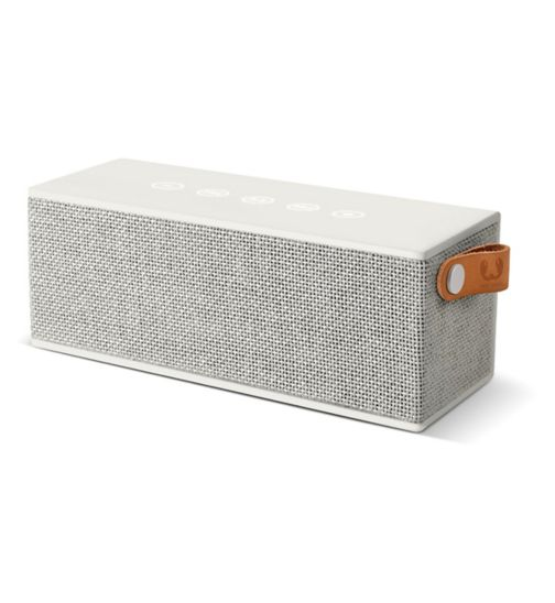 Fresh 'n Rebel Rockbox brick fabriq wireless speaker cloud