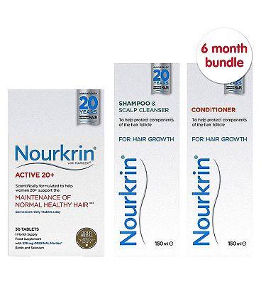 Nourkrin Active 20+ bundle