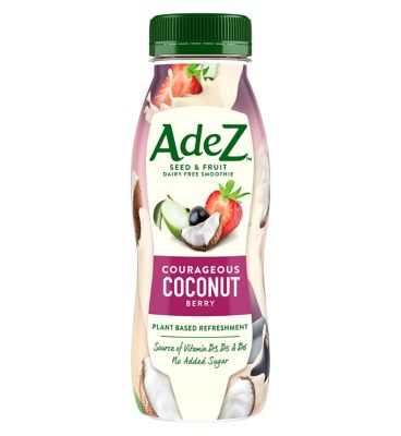 AdeZ Courageous Coconut Berry Smoothie 250ml