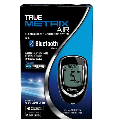 Trividia True Metrix Air Blood Glucose Monitoring System
