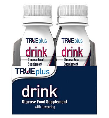 Trividia Trueplus Drink Glucose Food Supplement 60ml - Mixed Berry