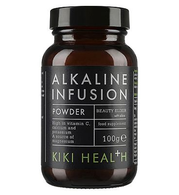 KIKI Health Alkaline Infusion Powder 100g