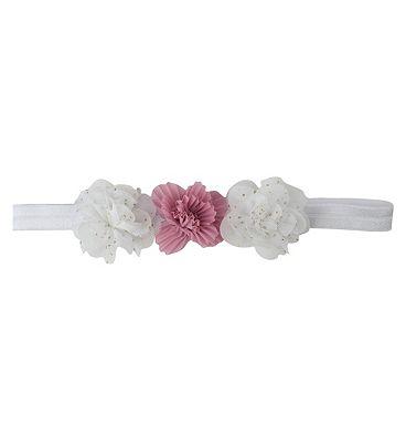 Kitsch Flower Headband