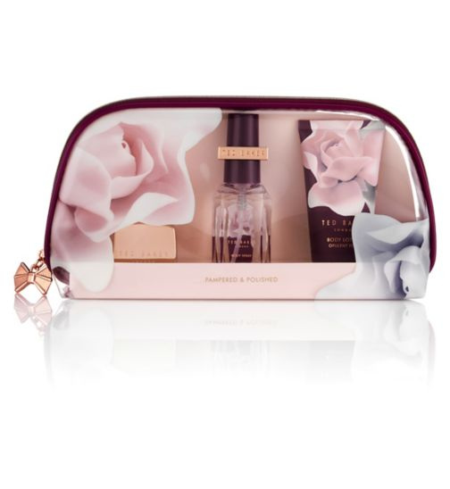 ba0a9578c1cbaa Ted Baker Pampered   Polished Mini Beauty Bag Gift