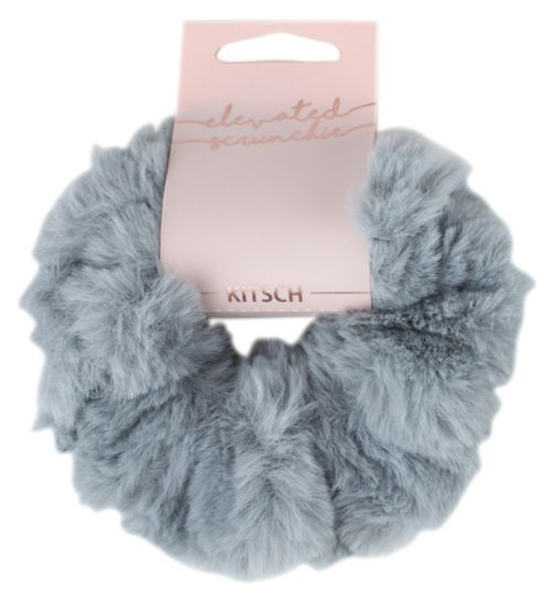 Kitsch Faux Fur Scrunchie
