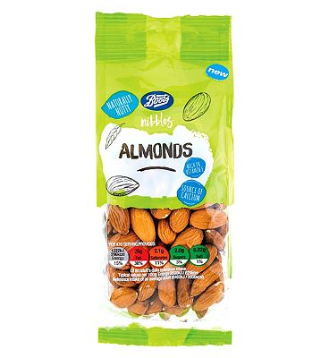 Boots Nibbles Almonds - 150g
