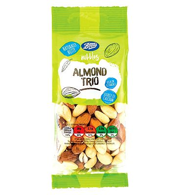 Boots Nibbles Almond Trio 150g