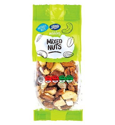 Boots Nibbles Mixed Nuts 150g