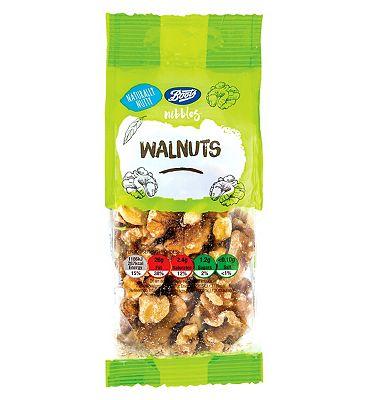 Boots Nibbles Walnuts 100g