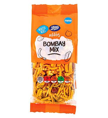 Boots Nibbles Bombay Mix 100g