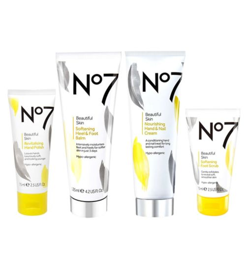 No7 Beautiful Skin Hand and Foot Collection