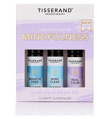 Tisserand Aromatherapy The Little Box of Mind