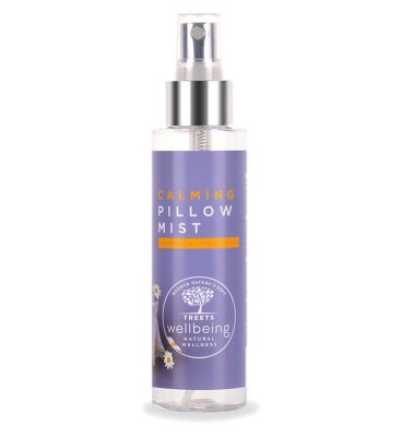 Treets Wellbeing Calming Pillow Mist 130ml by Treets