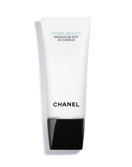 CHANEL HYDRA BEAUTY Masque De Nuit Au Camelia Hydrating Oxygenating Overnight Mask Tube 100ml