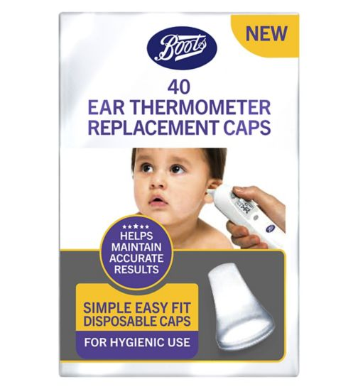 boots ear thermometer covers