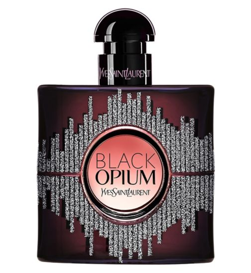Yves Saint Laurent Black Opium Perfume Boots