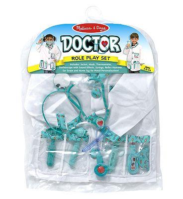 Melissa & Doug Doctor Role Play Set
