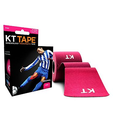 KT Tape Original Cotton Pink