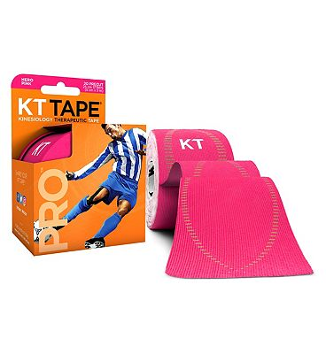 KT Tape Pro Synthetic Hero Pink