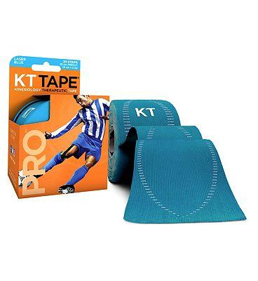 KT Tape Pro Synthetic Laser Blue