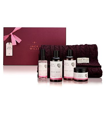 Jack Wills Ultimate Scarf Gift Set