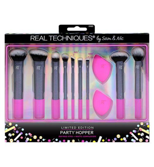 Real Techniques Party Hopper Brush Set