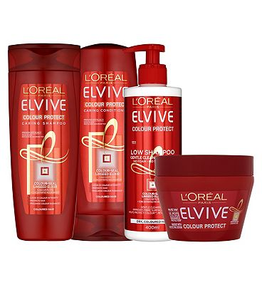 LOreal Elvive Colour Protect Colour Hair Regime