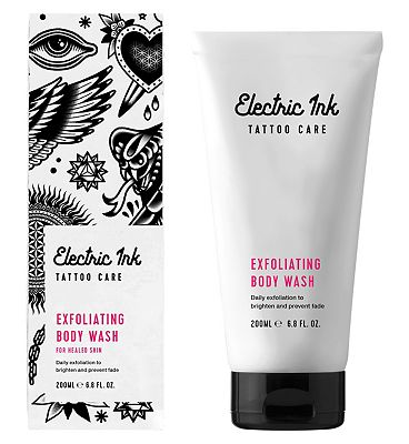 Electric Ink Tattoo Body Wash 200ml