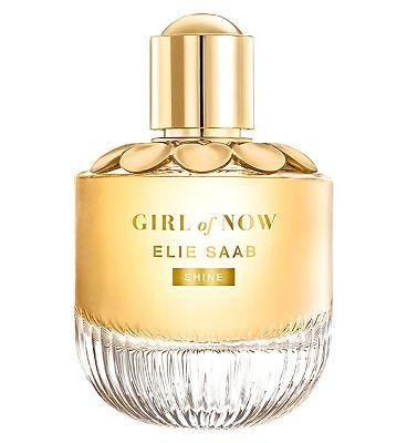 Elie Saab Girl Now Shine Eau de Parfum 90ml