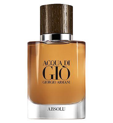Giorgio Armani Acqua Di Gio Absolu Mens Eau de Parfum 40ml