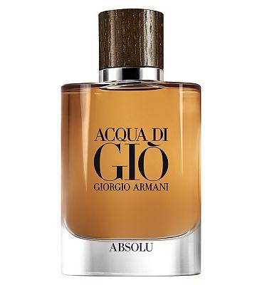 Giorgio Armani Acqua Di Gio Absolu Mens Eau de Parfum 75ml