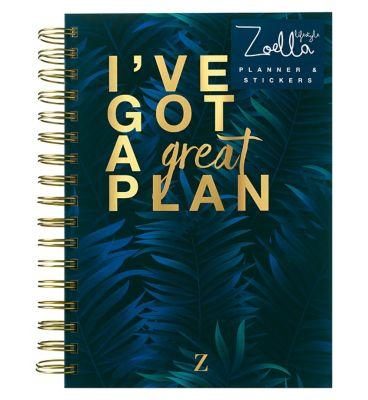 I've got a great plan Planner