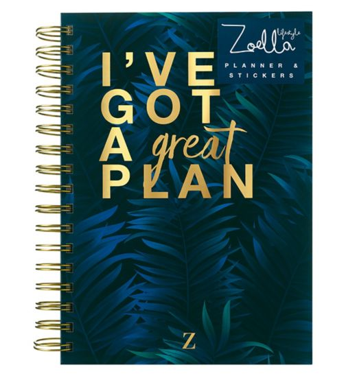 I've got a great plan Planner
