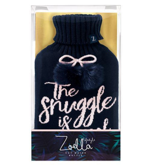 Zoella Lifestyle Hot Water Bottle