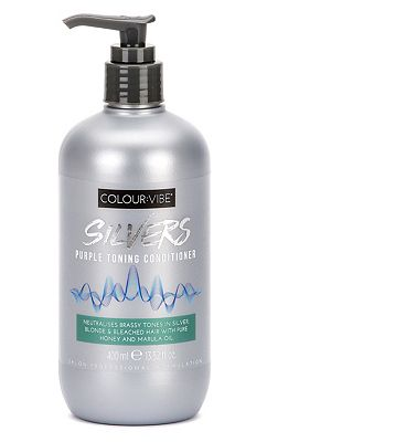 Silvers Toning Conditioner 400ml