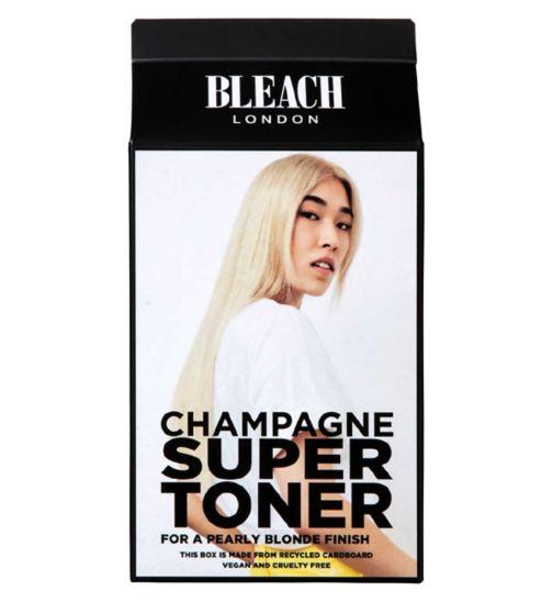 Bleach London Champagne Super Toner