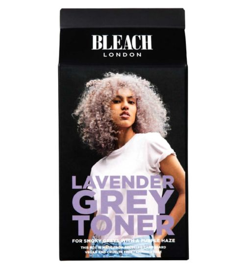 Bleach London Grey Violet Toner