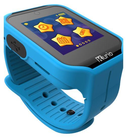 Kurio Kids Smart Watch V2.0 Blue