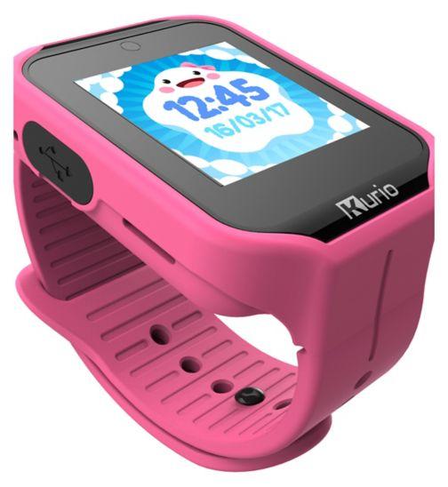Kurio Kids Smart Watch V2 Pink
