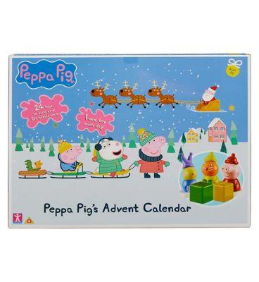 Peppa Pig Advent Calendar by Peppa Pig