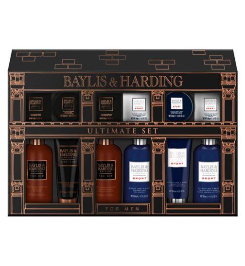 baylis harding mens ultimate gift set
